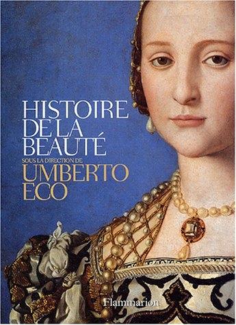Couverture Histoire de la beauté
