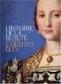 Couverture Histoire de la beauté Editions Flammarion 2004