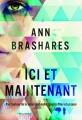 Couverture Ici et maintenant Editions Gallimard  2014