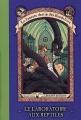 Couverture Les désastreuses aventures des orphelins Baudelaire, tome 02 : Le laboratoire aux serpents Editions Héritage 2002