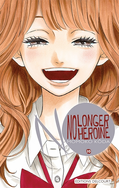 Couverture No longer heroine, tome 10