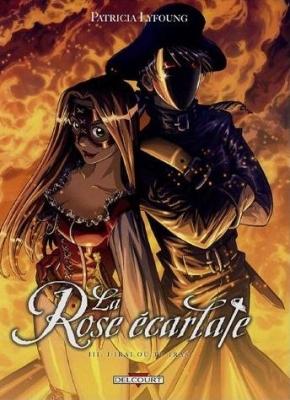 Couverture La Rose écarlate, tome 03 : J'irai où tu iras