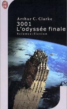 Couverture 3001 : L'Odyssée finale