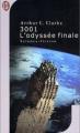 Couverture 3001 : L'Odyssée finale Editions J'ai lu (Science-fiction) 2001