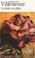 Couverture La belle et la bête Editions Folio  (2 €) 2010