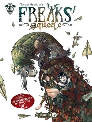 Couverture Freaks' Squeele, tome 2 : Les chevaliers qui ne font plus Ni !