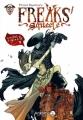 Couverture Freaks' Squeele, tome 3 : Le Tango de la Mort Editions Ankama 2010