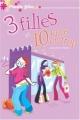 Couverture 3 filles et 10 kilos en trop / 10 kilos en trop Editions Hachette (Planète filles) 2005