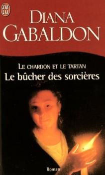 Couverture Le chardon et le tartan (J'ai lu), tome 02 : Le bûcher des sorcières