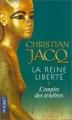 Couverture La Reine liberté, tome 1 : L'Empire des ténèbres Editions Pocket 2003