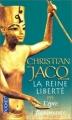 Couverture La Reine liberté, tome 3 : L'Epée flamboyante Editions Pocket 2003