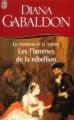 Couverture Le chardon et le tartan (13 tomes), tome 04 : Les flammes de la rébellion Editions J'ai Lu 2002