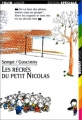 Couverture Les récrés du petit Nicolas Editions Folio  (Junior) 2007
