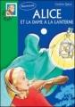 Couverture Alice et la dame à la lanterne Editions Hachette (Bibliothèque verte) 2001