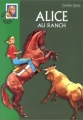 Couverture Alice au ranch Editions Hachette (Bibliothèque verte) 2000