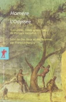 Couverture L'Odyssée suivi de Des lieux et des hommes