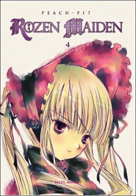 Couverture Rozen Maiden, tome 4
