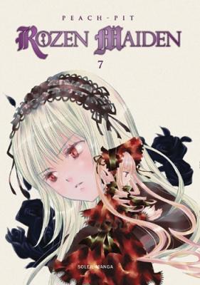 Couverture Rozen Maiden, tome 7