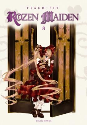 Couverture Rozen Maiden, tome 8