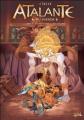 Couverture Atalante : La légende, tome 03 : Les mystères de Samothrace Editions Soleil 2008