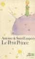 Couverture Le petit prince Editions Folio  (Junior) 1979