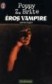 Couverture Éros Vampire, tome 1 Editions J'ai Lu (Ténèbres) 1999