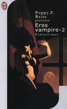 Couverture Éros Vampire, tome 2