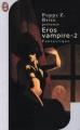 Couverture Éros Vampire, tome 2 Editions J'ai Lu (Fantastique) 2002
