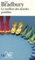 Couverture Le meilleur des mondes possibles Editions Folio  (2 €) 2010