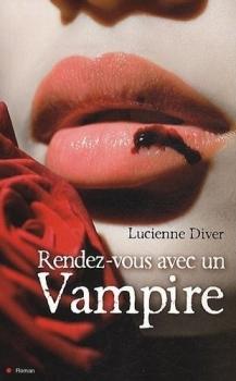 Couverture Rendez-vous avec un vampire