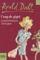 Couverture Coup de gigot et autres histoires à faire peur Editions Folio  (Junior) 2007