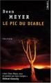 Couverture Le pic du diable Editions Points (Policier) 2008