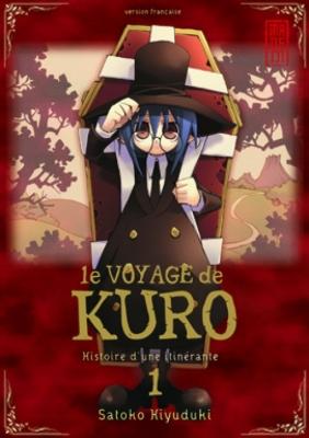 Couverture Le voyage de Kuro, tome 1