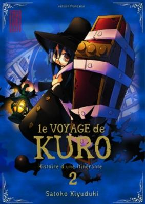 Couverture Le voyage de Kuro, tome 2