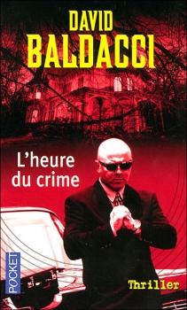 Couverture L'Heure du crime