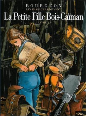 Couverture Les passagers du vent, tome 6 : La petite fille Bois-Caïman, partie 1