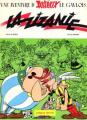 Couverture Astérix, tome 15 : La zizanie Editions Dargaud 1970