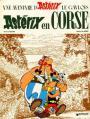 Couverture Astérix, tome 20 : Astérix en Corse Editions Dargaud 1973