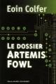 Couverture Artemis Fowl, hors-série : Le Dossier Artemis Fowl Editions Gallimard  (Jeunesse) 2006