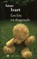 Couverture Les lits en diagonale Editions Robert Laffont 2009