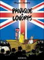 Couverture Panique à Londres Editions Albin Michel 2003