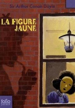 Couverture La Figure jaune et autres aventures de Sherlock Holmes