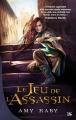 Couverture Le Jeu de l'assassin Editions Bragelonne (Fantasy) 2014