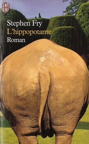 Couverture L'hippopotame
