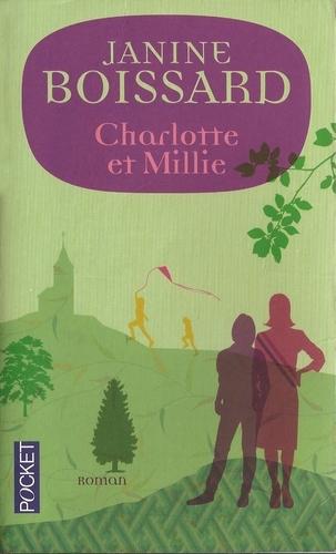 Couverture Charlotte et Millie