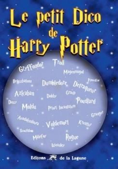 Couverture Le petit dico de Harry Potter