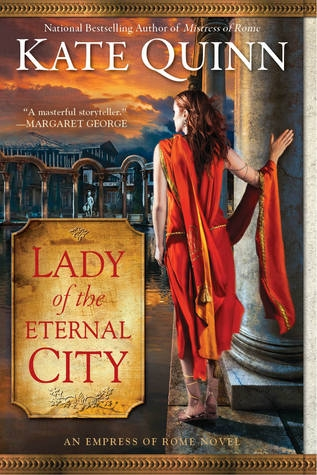 Couverture Lady of the Eternal City