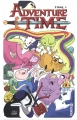 Couverture Adventure Time, tome 3 Editions Urban Comics (Indies) 2014