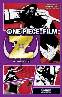 Couverture One Piece Z, tome 2