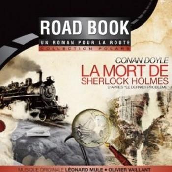 Couverture La mort de Sherlock Holmes, d'après Le dernier problème